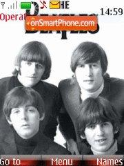 The Beatles tema screenshot