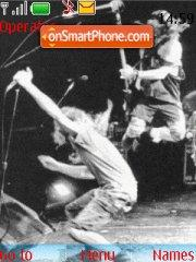 Pearl Jam tema screenshot