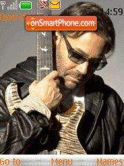 Al Di Meola tema screenshot