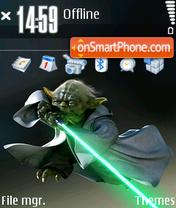 Yoda 02 es el tema de pantalla