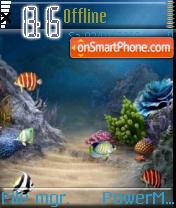 Aqua 05 theme screenshot