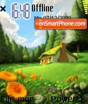 Fantasy Home es el tema de pantalla