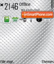 Metal 06 es el tema de pantalla