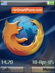 Firefox Theme 01 theme screenshot