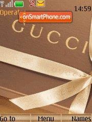 Capture d'écran Gucci 14 thème