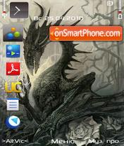 Dragon V1 by Altvic es el tema de pantalla