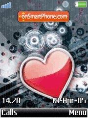 Heart 18 es el tema de pantalla