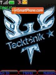 Tecktonik 04 theme screenshot