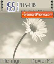 The Flower theme screenshot