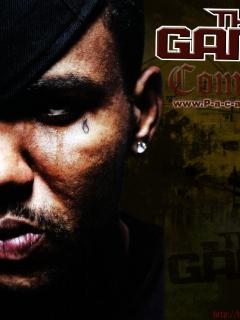 The Game(raperz) theme screenshot