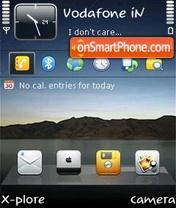 iPad v1.3 by ishaque theme screenshot