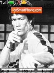 Bruce Lee B theme screenshot