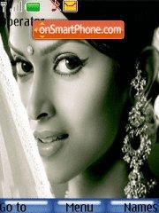 Deepika Face 1 theme screenshot