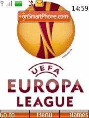 UEFA Europa League es el tema de pantalla