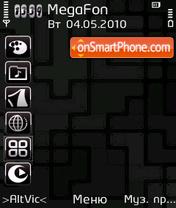 Shape By Altvic es el tema de pantalla