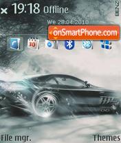 Benz Drift es el tema de pantalla