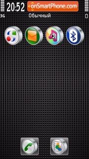 GraySection es el tema de pantalla