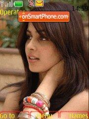 Geneliaico theme screenshot
