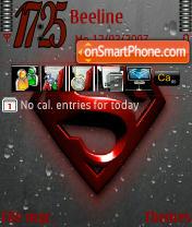 N73 Superman theme screenshot