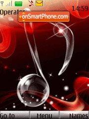 Music MP3 theme screenshot