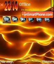 Fire-3rd es el tema de pantalla