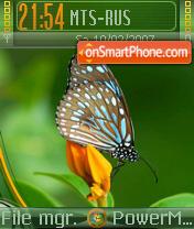Vista Green theme screenshot