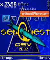 Seaquest DSV 2032 es el tema de pantalla