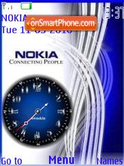 Nokia Profecional es el tema de pantalla