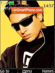 Abhishek Bachchan theme screenshot