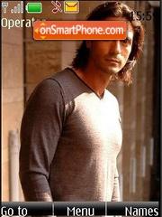 Arjun Rampal theme screenshot