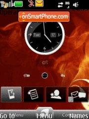 Iphone screen es el tema de pantalla