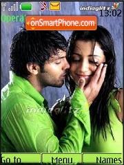 Sarvam (Bollywood) theme screenshot