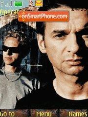 Depeche Mode es el tema de pantalla