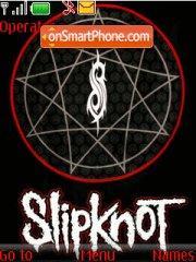 Slipknot cartoon theme screenshot