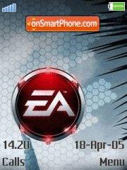 Ea Games 03 es el tema de pantalla