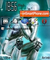 Nod 32 os 7.0-8.1 theme screenshot