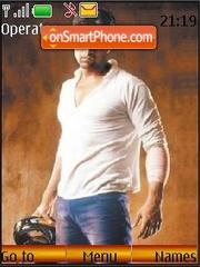 Akshay Kumar theme screenshot