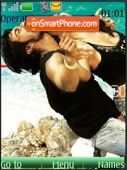 Chirutha theme screenshot