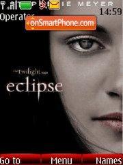 Eclipse book es el tema de pantalla