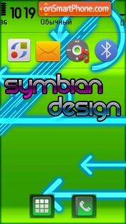 Symbian Design es el tema de pantalla