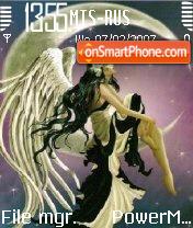 Angelmoon theme screenshot