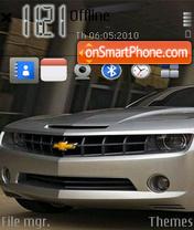 Camaro 06 es el tema de pantalla