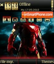 Ironman 2 01 es el tema de pantalla