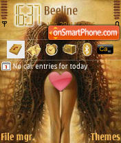 Metamorphosys theme screenshot