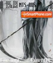 Death theme screenshot