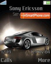 Audi 12 es el tema de pantalla