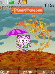 Barash theme screenshot