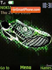 Taco Nike es el tema de pantalla