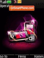 Phones es el tema de pantalla