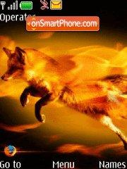Firefox theme 03 es el tema de pantalla